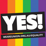 Marriage Equality: The Union says Yes
