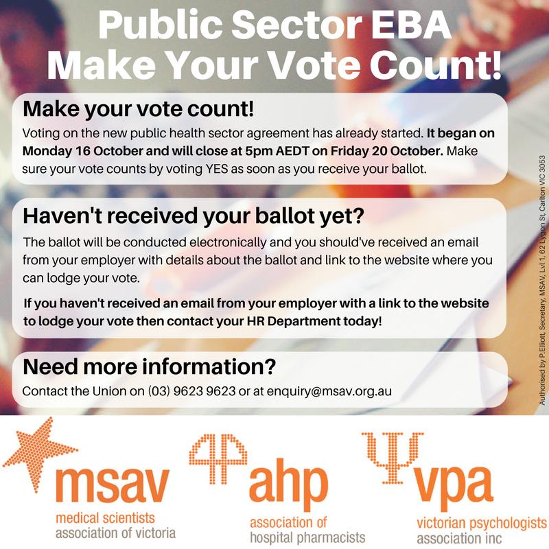 Public Sector EBA-Vote ASAP