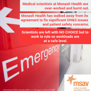 Monash Health Work to Rule-1b