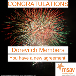 New Dorevitch Agreement